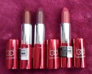 BD Lipsticks