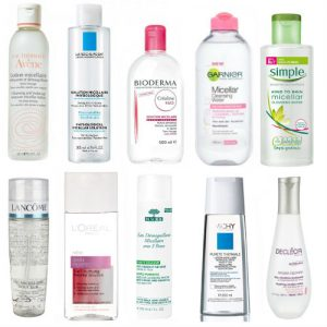 Micellar Waters