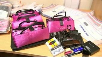 Counterfeit MAC Cosmetics
